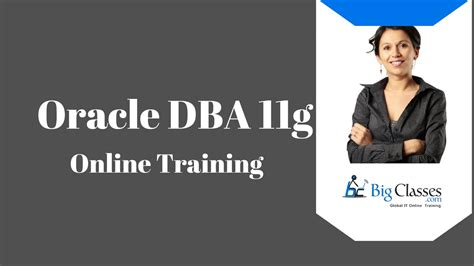 tutorial on oracle dba oracle dba 11g training tutorial oracle dba training