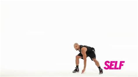 watch trainer to go insanity workout hit the floor
