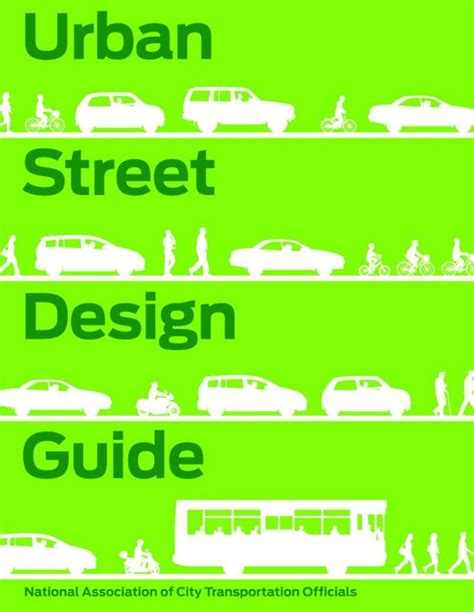 urban design guidelines london urban street design guide aims to create new dna for city