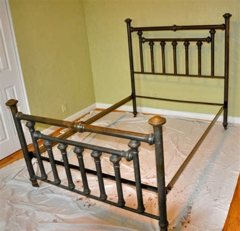 Antique Iron Bed Frame Value Antique Metal Beds Bed Headboards