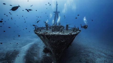 underwater shipwreck wallpaper wallpaper studio 10