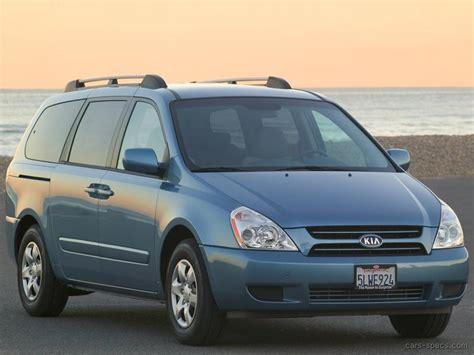 kia minivan price 2007 kia sedona minivan specifications pictures prices