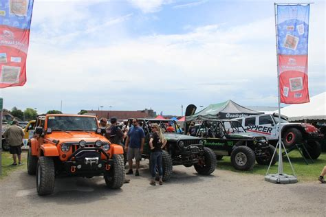york pa jeep show 20th annual all breeds jeep show photos offroaders