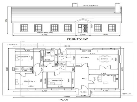 one story bungalow house plans bungalow house plans with garage one story bungalow floor