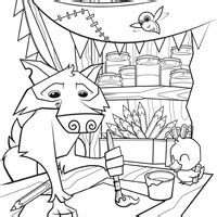 animal jam coloring pages eagle art animal jam academy
