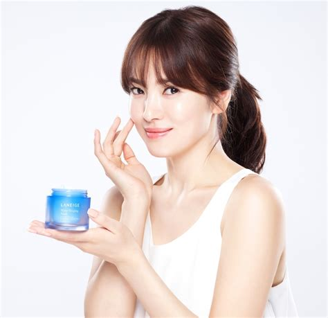 Makeup Laneige news laneige launches the newly improved water