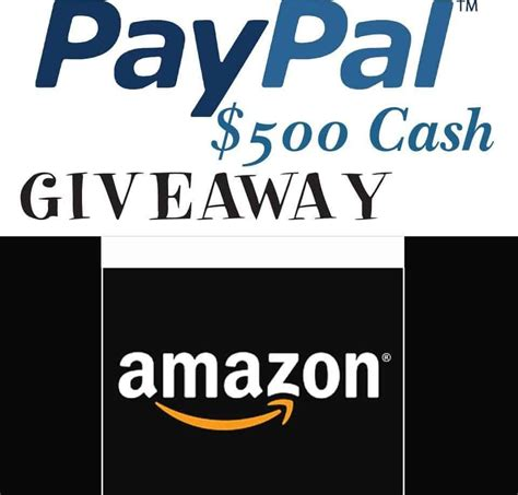 Amazon Giveaway Winners - 250 paypal amazon giveaway