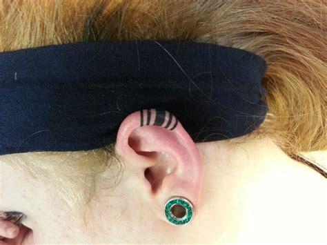 pinterest tattoo ear ear tattoo tattoo love pinterest tattoo tatoo and