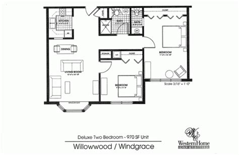 retirement home floor plans awesome floor plans retirement