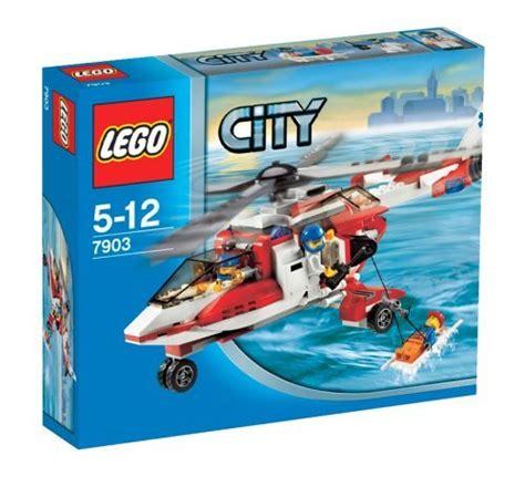 city rescue lego city set 7903 rescue helicopter price compare