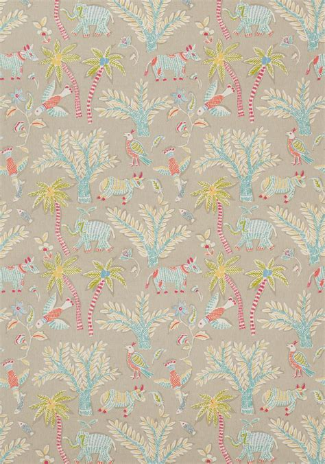 wallpaper for walls in goa goa beige f988724 collection trade routes from thibaut