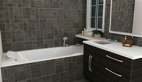 Titles For Bathroom Negro Gris Y Marr 243 N En El Cuarto De Ba 241 O 50 Dise 241 Os