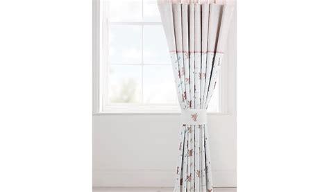George Home Little Bear Longer Length Curtain 66 X 72