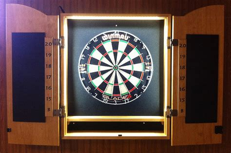 black dart board cabinet dart board cabinet lights 28 images build a simple
