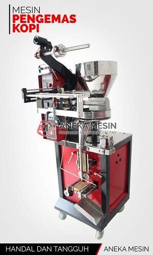 Mesin Kemasan Kopi mesin pengemas kopi otomatis