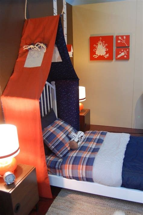 diy childrens headboards 25 best ideas about boys cing room on pinterest