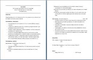 sales associate resume free layout format