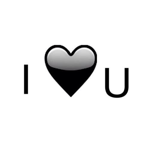 black black heart dark emoji feelings grunge i i love you love dark soul black soul