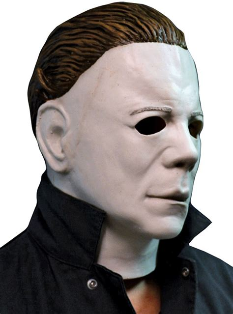 mike myers halloween face michael myers halloween ii mask express delivery funidelia
