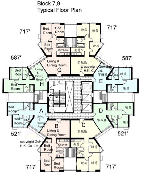 garden floor plan floor plan of kornhill garden gohome com hk