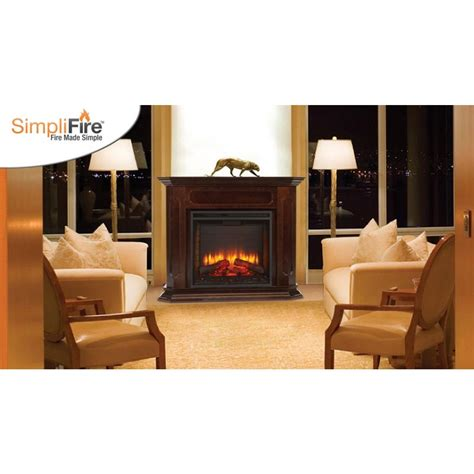Majestic Fireplaces by Majestic Sf Bi30 E 30 Quot Built Intraditional Style Electric