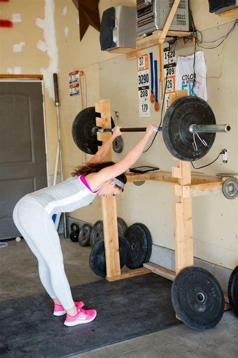 diy crossfit home 28 images build your own power rack