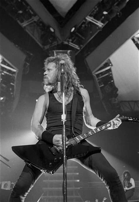 James Hetfield-Metallica - Def Leppard and Rockstar