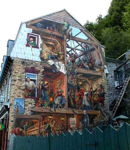 3d murals some more cool 3d murals dens wca