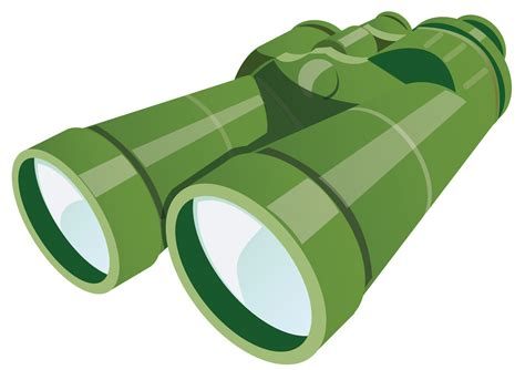 safari binoculars clipart green clipart binoculars pencil and in color green
