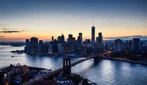 new york city new york city skyline tom grill