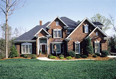 the american beauty houses photos three beautiful colonial house plans the house designers