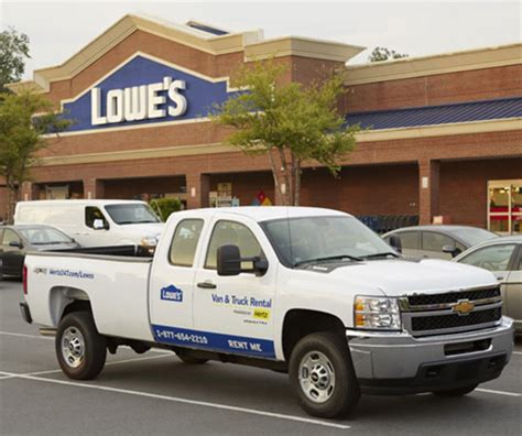lowes truck rental 301 moved permanently