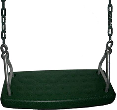 swing seat and chain large flat swing seat with chain