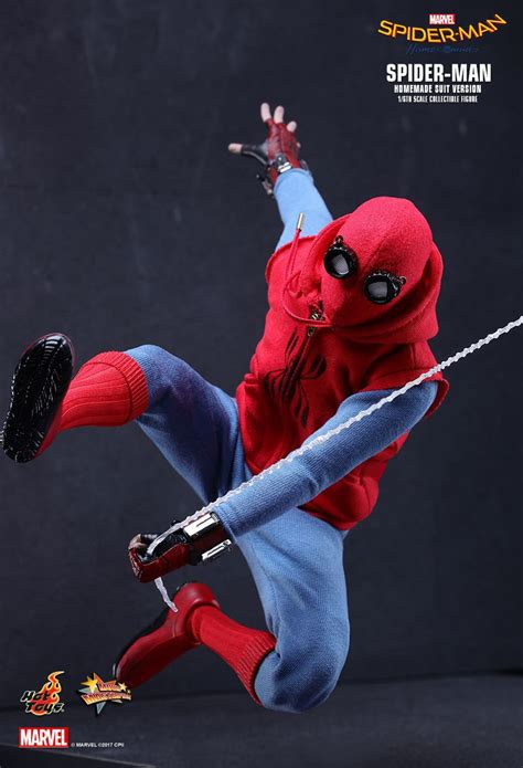 spider man homecoming action figure
