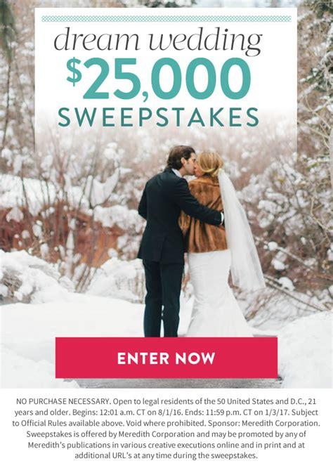 Martha Stewart Sweepstakes - martha stewart weddings dream wedding 25 000 sweepstakes martha stewart weddings