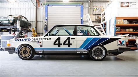 volvo company volvo 240t group a touring car