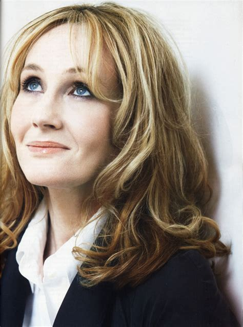 by j k rowling j k rowling says profound things regarding relationships in harry potter larkable com