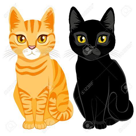 clipart gatti orange tabby cat clipart clipartsgram
