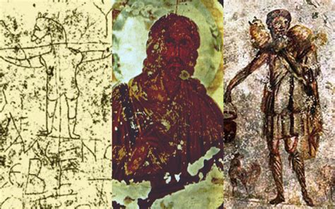 Earliest Drawing Of Jesus 6 of the oldest images of our lord jesus churchpop