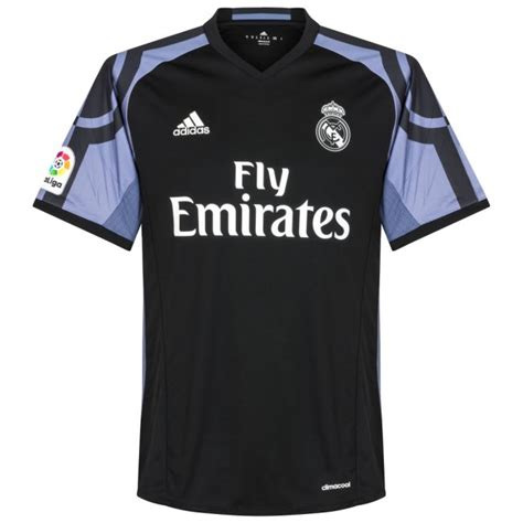 Official Real Madrid 3rd 1617 real madrid 3rd jersey 2016 2017 chions 12 official celebration printing