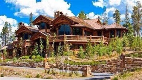 nice log house plans 7 log cabin homes and houses log cabins nice homes pinterest