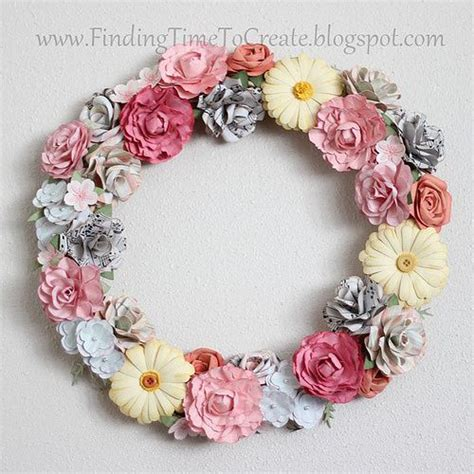 paper flower garland template 17 best images about silhouette paper crafts on