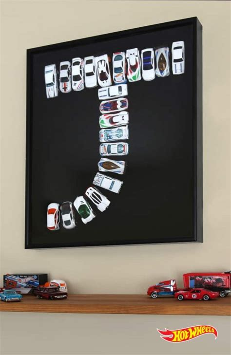 hot wheels bedroom decor toy car storage ideas the best collection the whoot