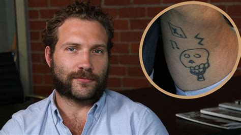 jai courtney tattoo exclusive jai explains his by late