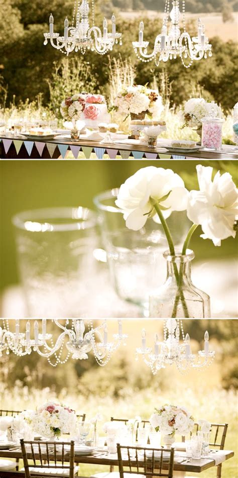 shabby chic wedding reception decorations shabby chic wedding ideas part two