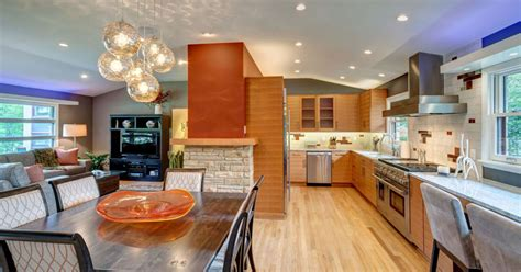 mid century modern home interiors brookfield midcentury modern interior remodel hometalk