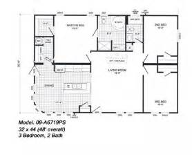 Small Double Wide Mobile Home Floor Plans by Double Wide Floorplans Mccants Mobile Homes