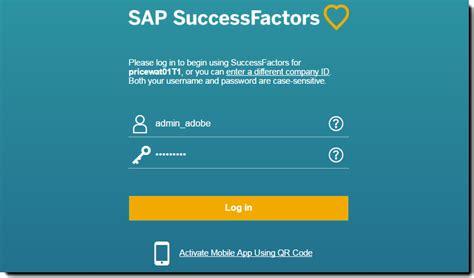 classic adobe sign  sap successfactors recruiting