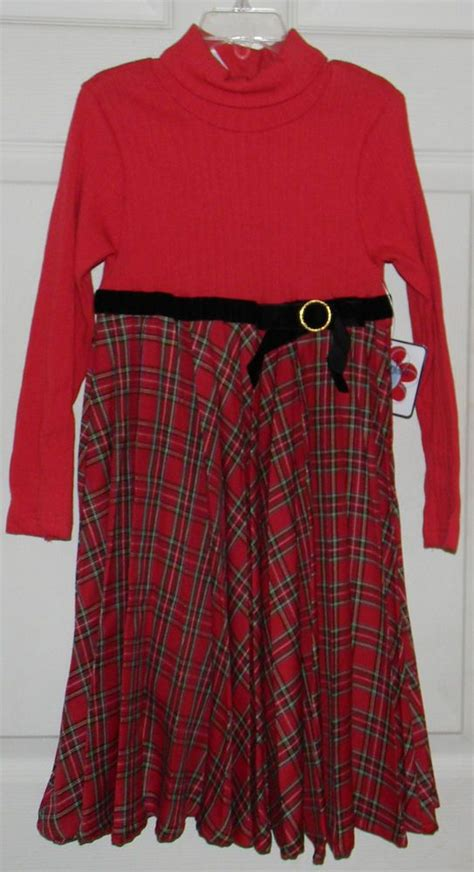 new says size 6x plaid pleated