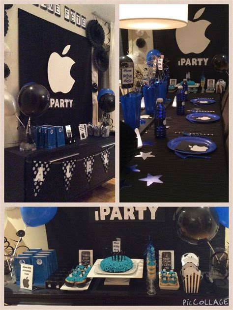 apple themed events 58 best images about ipod birthday party on pinterest